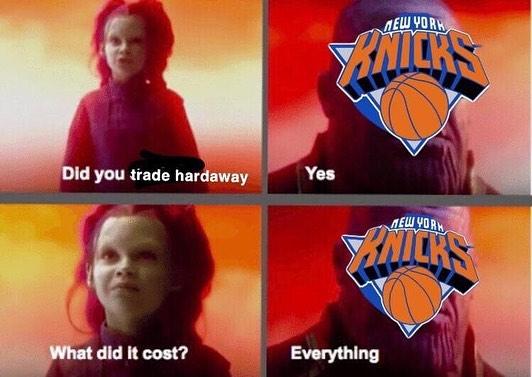 Knicks fans rn Lmao #knickstape #knicks #porzingis #L #lmao #lol #mavericks #dallasmavericks #newyorkknicks