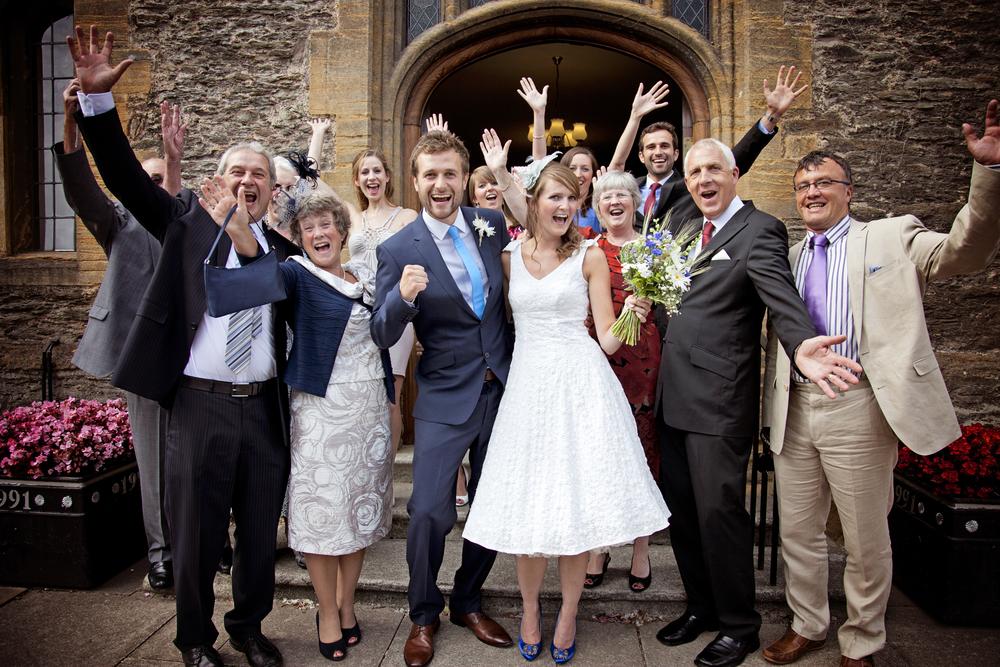 Fifties inspired Wedding Dress