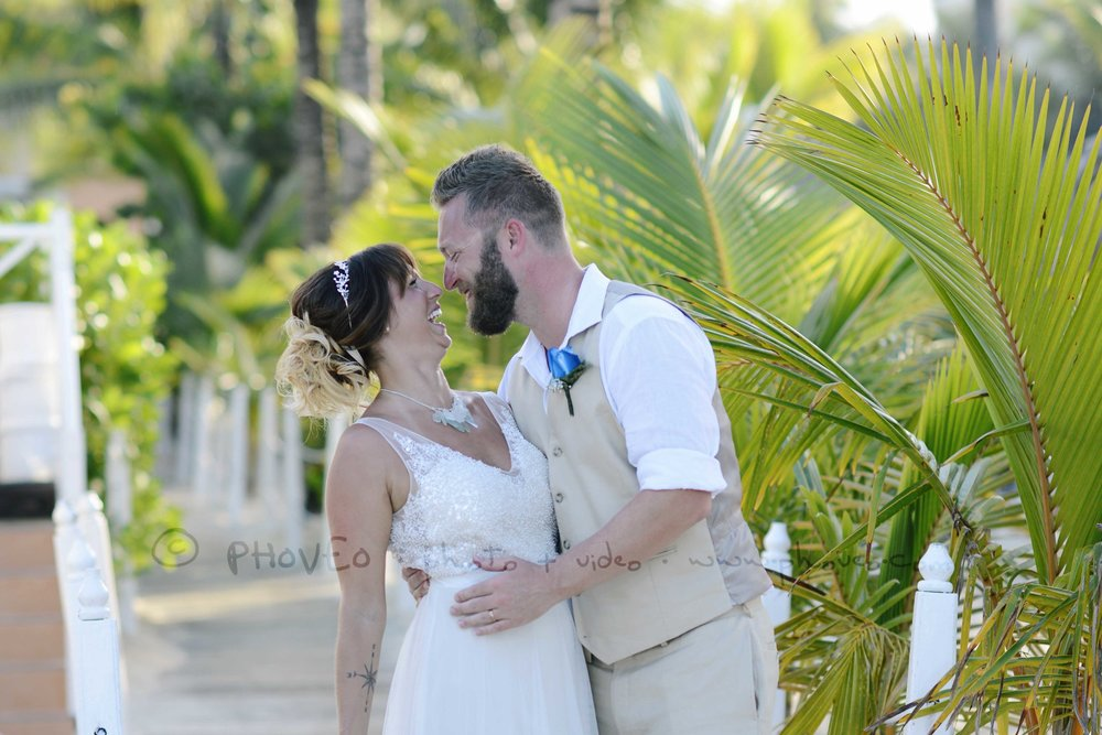 Alicia + Sean  |  Punta Cana, Dominican Republic