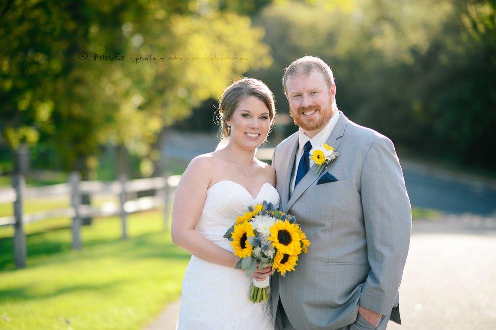 Melissa + Josh | Lakeville, MN