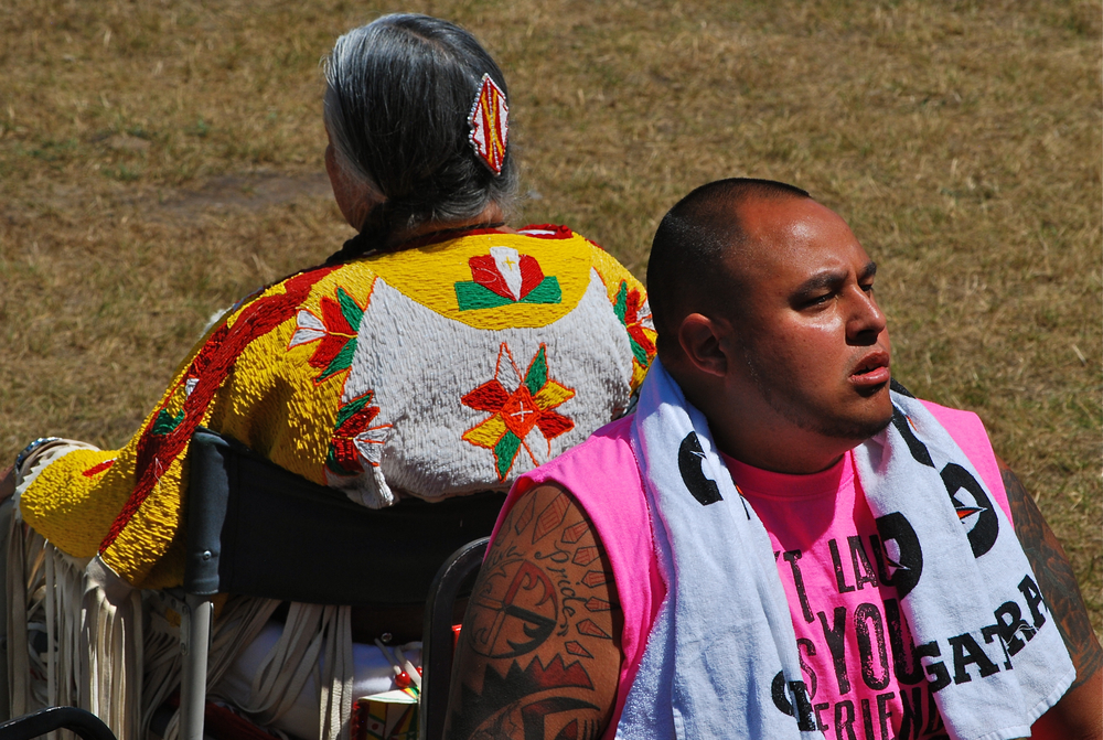 Red Lake Nation Powwow, Minnesota, 2012