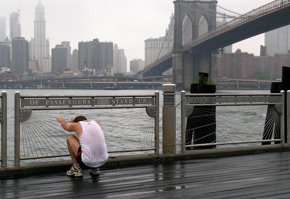 Brooklyn, NY, 2005
