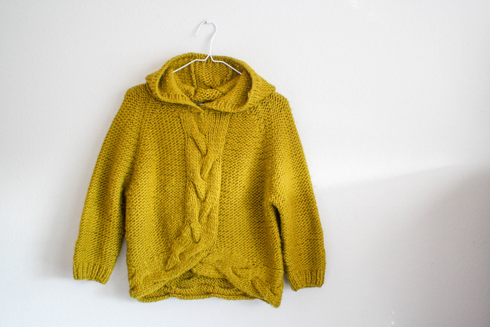 My favorite item I got was this adorable Nicole Miller boxy knit, crop sweater! It's basically everything I would ask for in a sweater. It has a bold knit print, it's cropped, it has a hood, and it's the most perfect color!!!! (This has been my most recent favorite color.) AND it was $6.50. Say what!? Awesome.