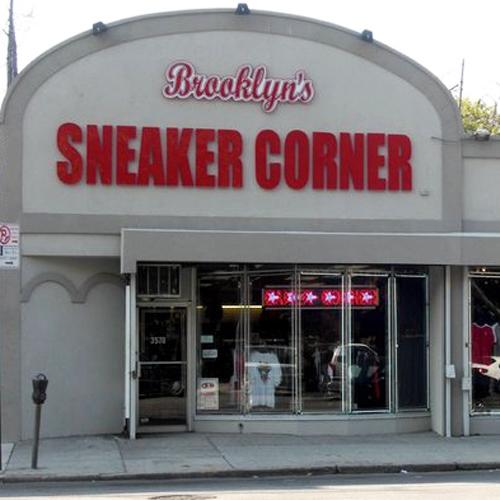 SNEAKER CORNER 3570 Nostrand Avenue Brooklyn,NY11229 718) 646-2746