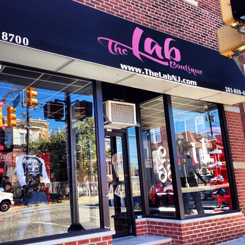 THE LAB  8700 Kennedy Blvd, North Bergen,NJ 07047 (201) 869-4999