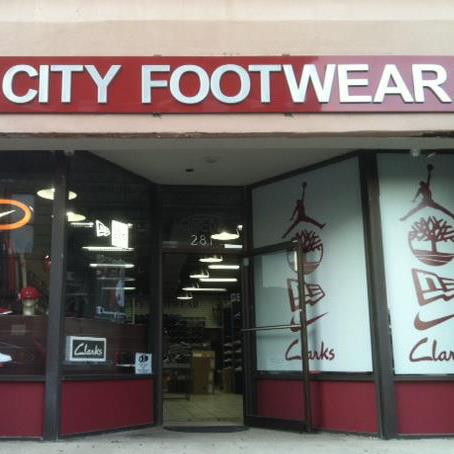 CITY FOOTWEAR 34 E Main St, Middletown, NY 10940 (845) 343-3430