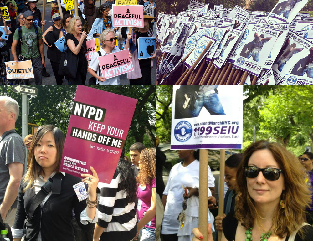 STOP & FRISK   ROLE:   Art Director   Clent:   NYCLU