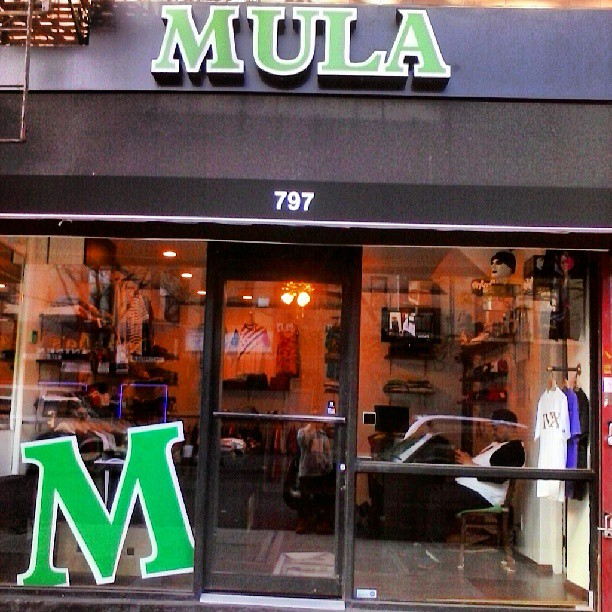 MULA NYC 797 Cypress Ave,       New York, NY (347)458-6272