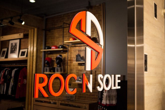 Roc N Sole 492 Atlantic Ave, Brooklyn, NY 11217 (718) 576-3317