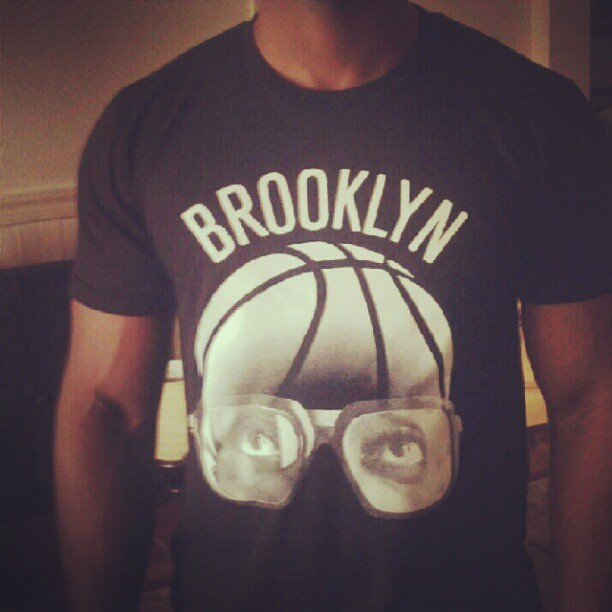 Http://atslopes.bigcartel.com  many #thanks to all who made the #brooklyn #ballers #tee possible (Taken with  Instagram )