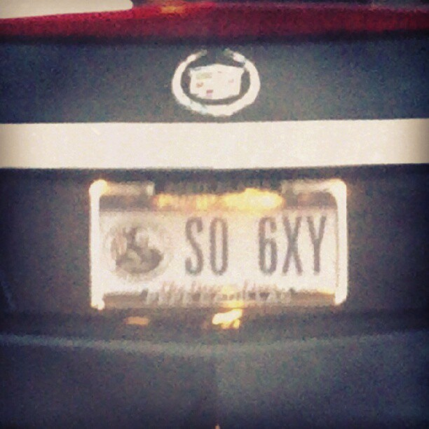 So 6xy in the bx- lol (Taken with Instagram)