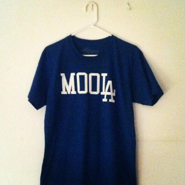 Http://atslopes.bigcartel.com #new #stocklists for #LA #moola #tshirt #blue #summer #fashion #rad (Taken with Instagram)