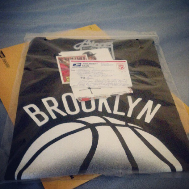 Http://atslopes.bigcartel.com  Almost soldout in #brooklyn #ballers #tanks & #tees (Taken with  Instagram )