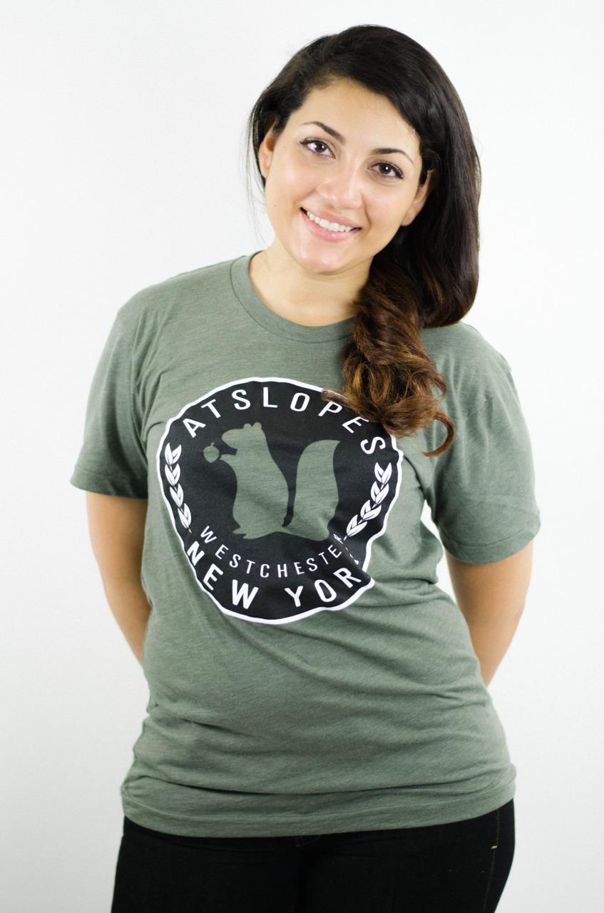 Atslopes Westchester Moss tshirt