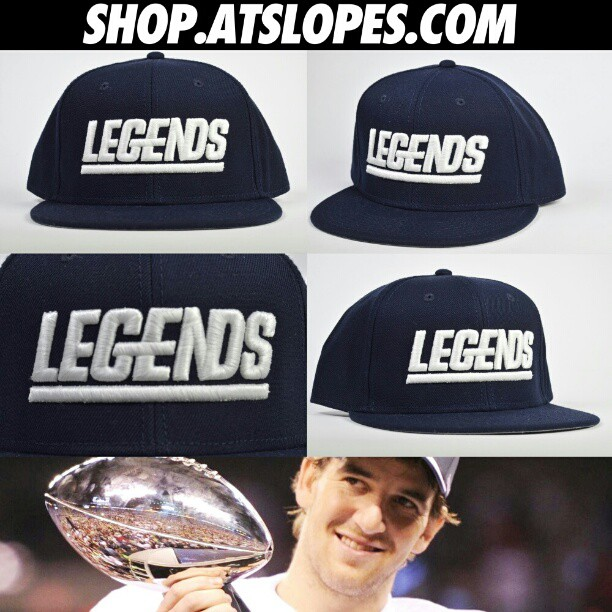 #legends #snapbacks #navy #blue http://shop.atslopes.com #cap #puff #sports #streetwear #clothing #love #photooftheday #winter #happy #friday #fashion #ny #nyc #smile #like #cool #photo #awesome #black #white #style #football