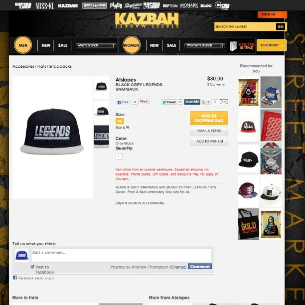 #legends #snapbacks now on #Karmaloop #silver #black #raiders #photooftheday #nofilter #fashion #cap #hats #smile #sports #Swag #cool #spring #rap #hiphop #music #Cali #night #sneakers #clothing #streetwear #sweet #style