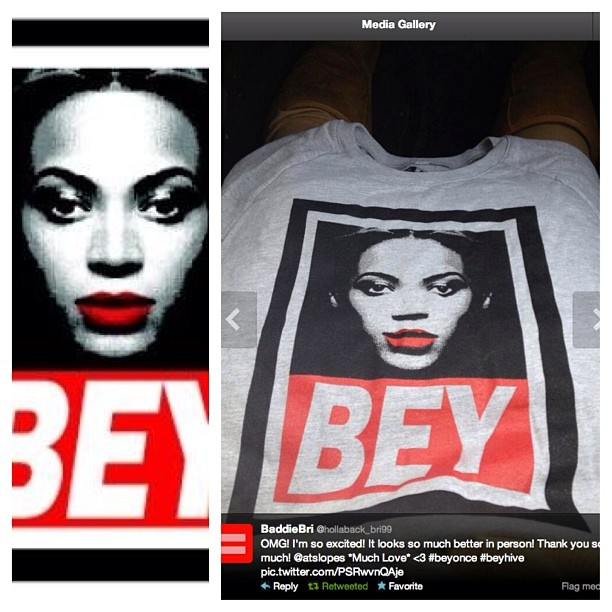 "Thank You @baddiebri for showing your support and buying the ""BEY"" sweater, we appreciate it 😄, we are currently now all sold out of all BEY items,and will be restocking is back in one week…in the mean time check out our other cool items at (shop.atslopes.com)..#shirts#atslopes#clothingbrand#clothingstore#urbanwear#highfashion#couture#new#linesheet#exclusive#tshirtcompany#jordan#nike#gamers#trendsetting#respect#designerclothing#london#paris#nyc#boutique#cali"