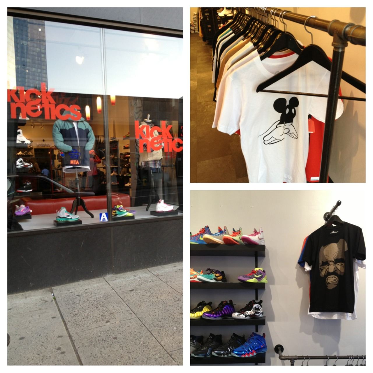 Go ahead and check out the Kicknetics Boutique in White Plains,NY to buy Atslopes clothing and some fly sneakers!