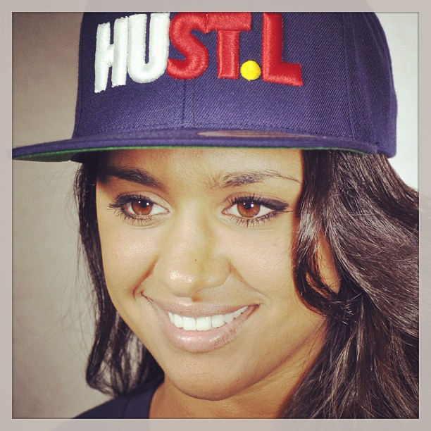 The hustl snapback coming soon this summer! Streetheat!😎