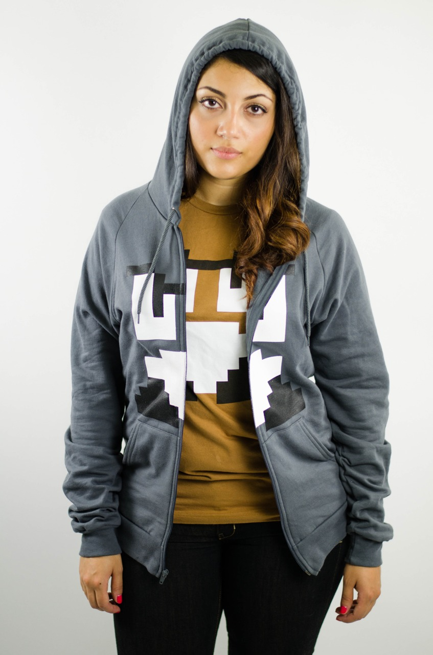 Goomba zip hoodies, light yet warm. From our fall collection. Good for guys and girls