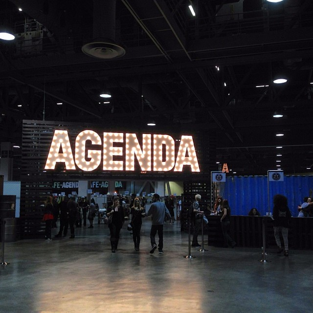getlllost: Well agenda was rad! #agenda #berrics #agendatradeshow #rad
