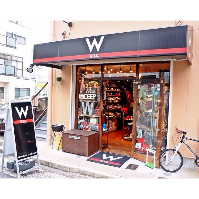 W N.Y.C. JAPAN Nagoya-Shi, Aichi, Japan 052-249-7090