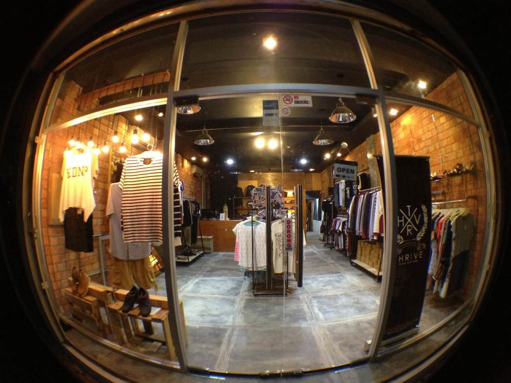 THRIVE    Jl. Mayjen Sutoyo No. 1, Samarinda  Indonesia