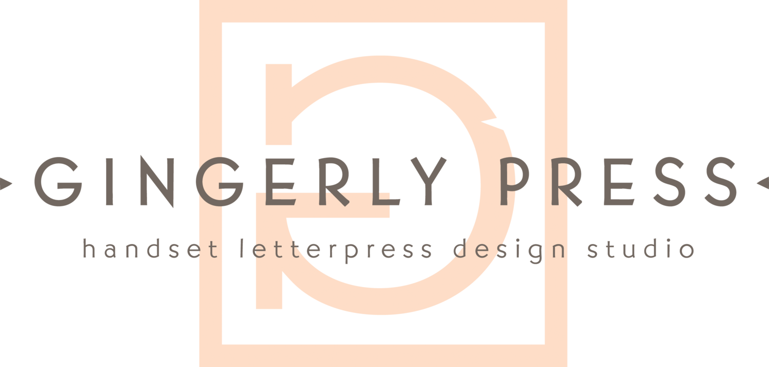 Gingerly Press