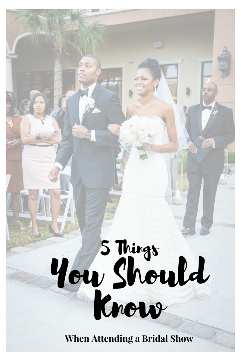tips on attending bridal show how to attend a bridal show