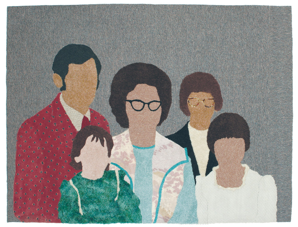$1800 - Family circa 1976. Various carpets. 9' x 6'was $4,000 – Commissions available
