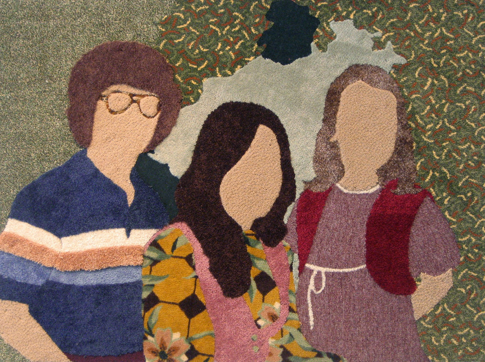 SOLD - 3 Kids. Various carpets. 6' x 4'was $3,000 – Commissions available
