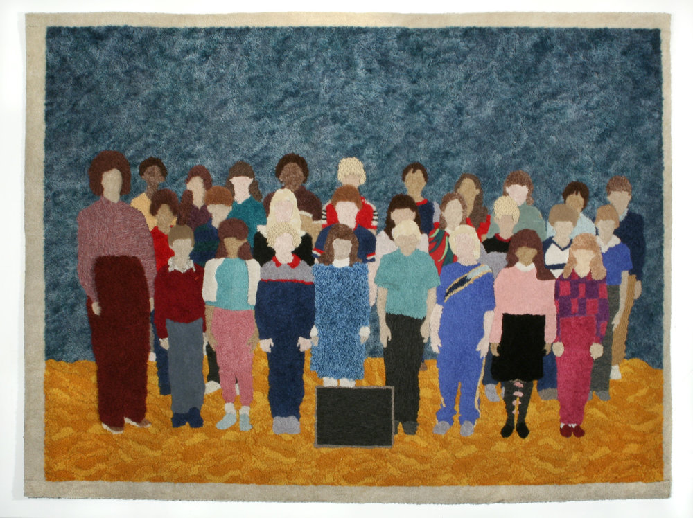 $3500 - Mrs. Hardaway's 4th Grade. Various carpets. 9' x 6'was $7,000 – Commissions available