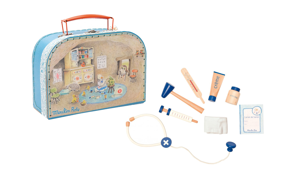 Moulin Roty doctor kit