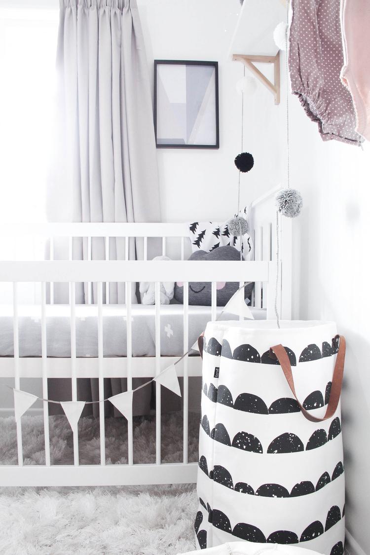 ideas decoración habitación bebé
