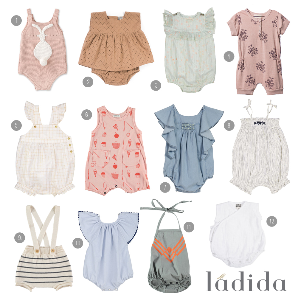 Designer Baby Clothes From Ladida Mini Style