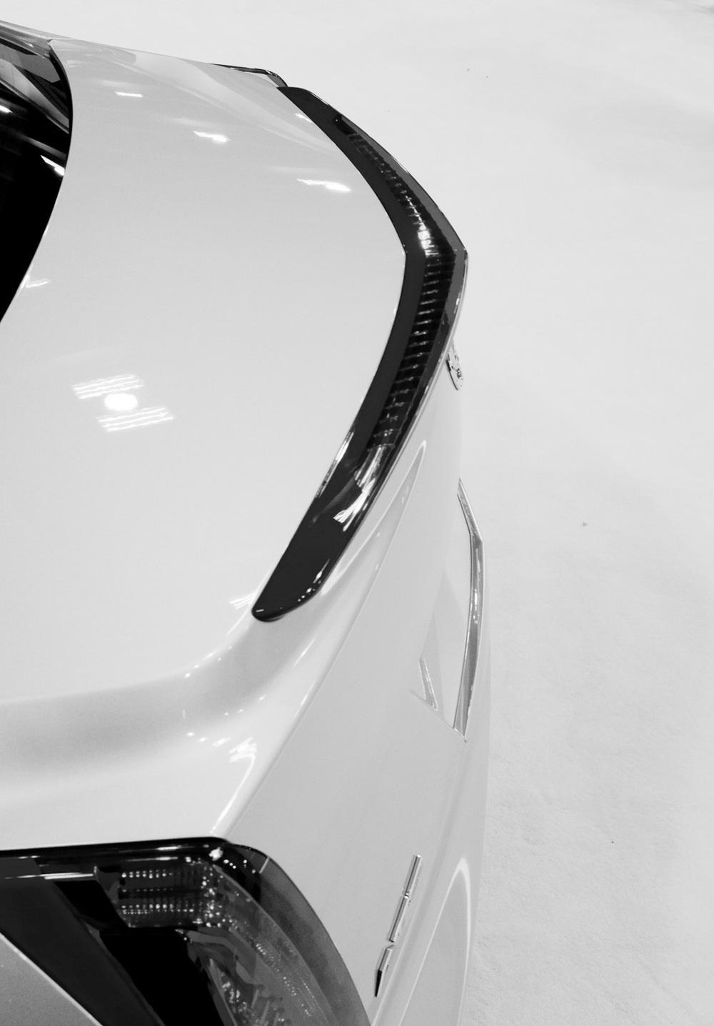 Cadillac Rear
