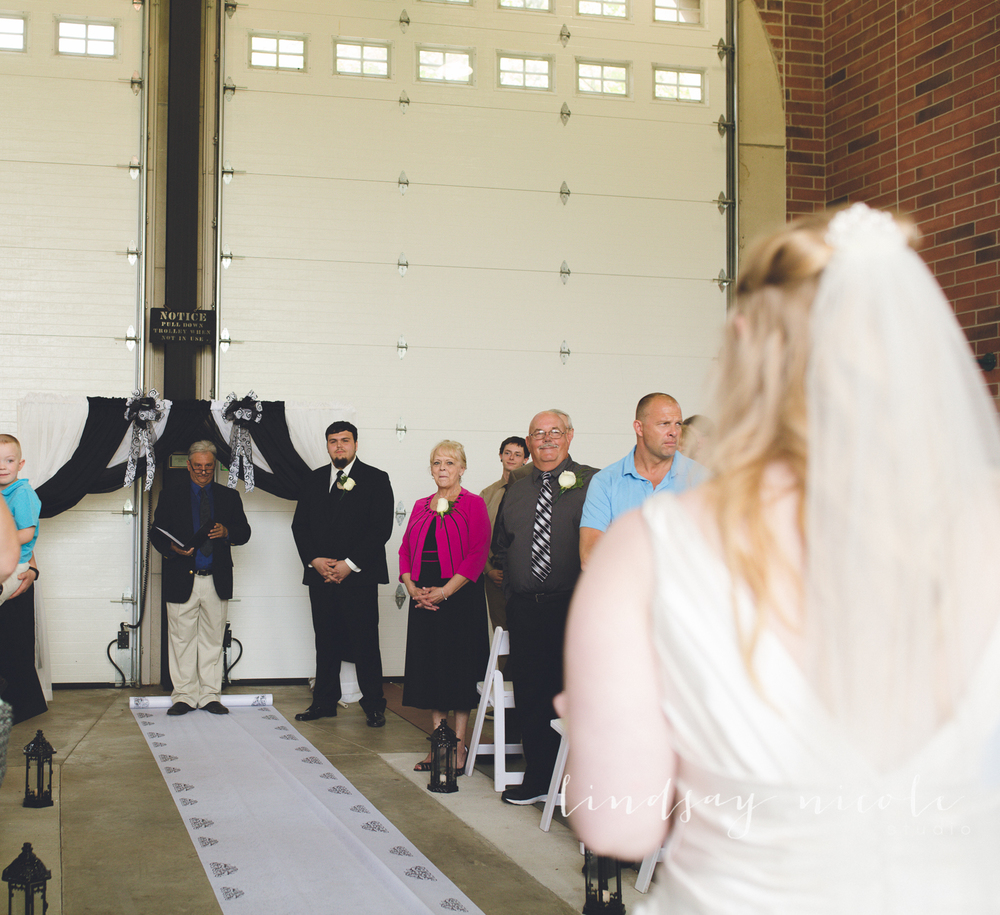 One of my favorite images is always of the groom seeing his bride walking towards him down the aisle. Gary did not disappoint.