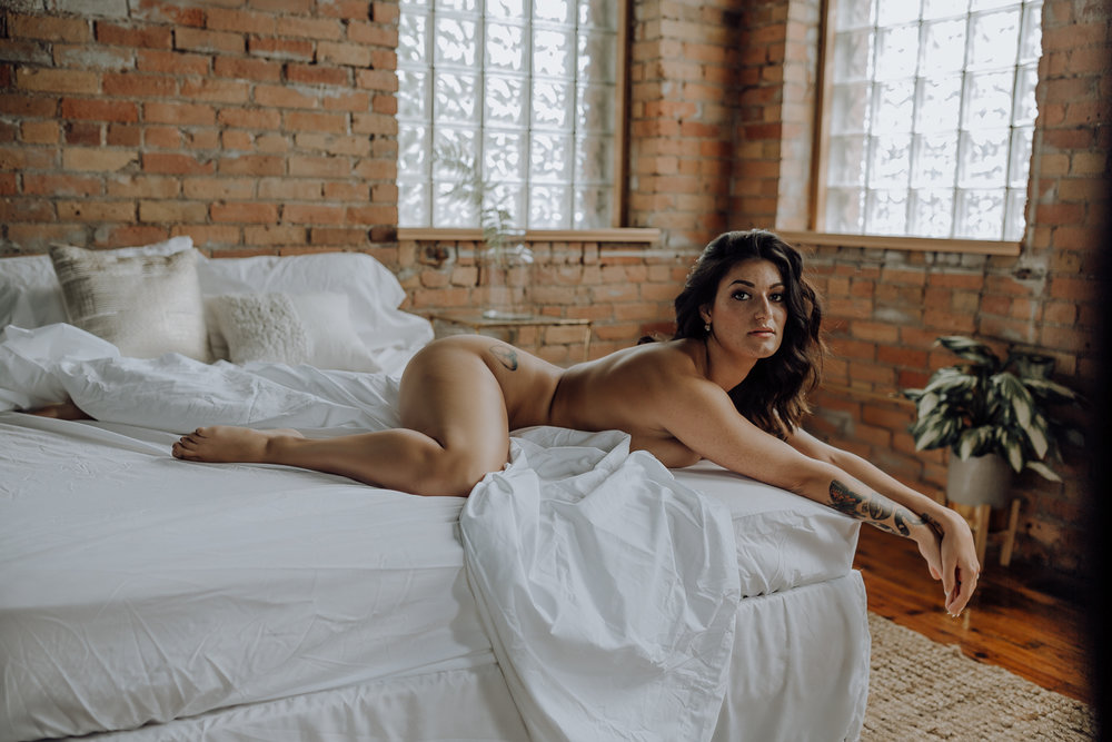Toledo Ohio Boudoir Photographer