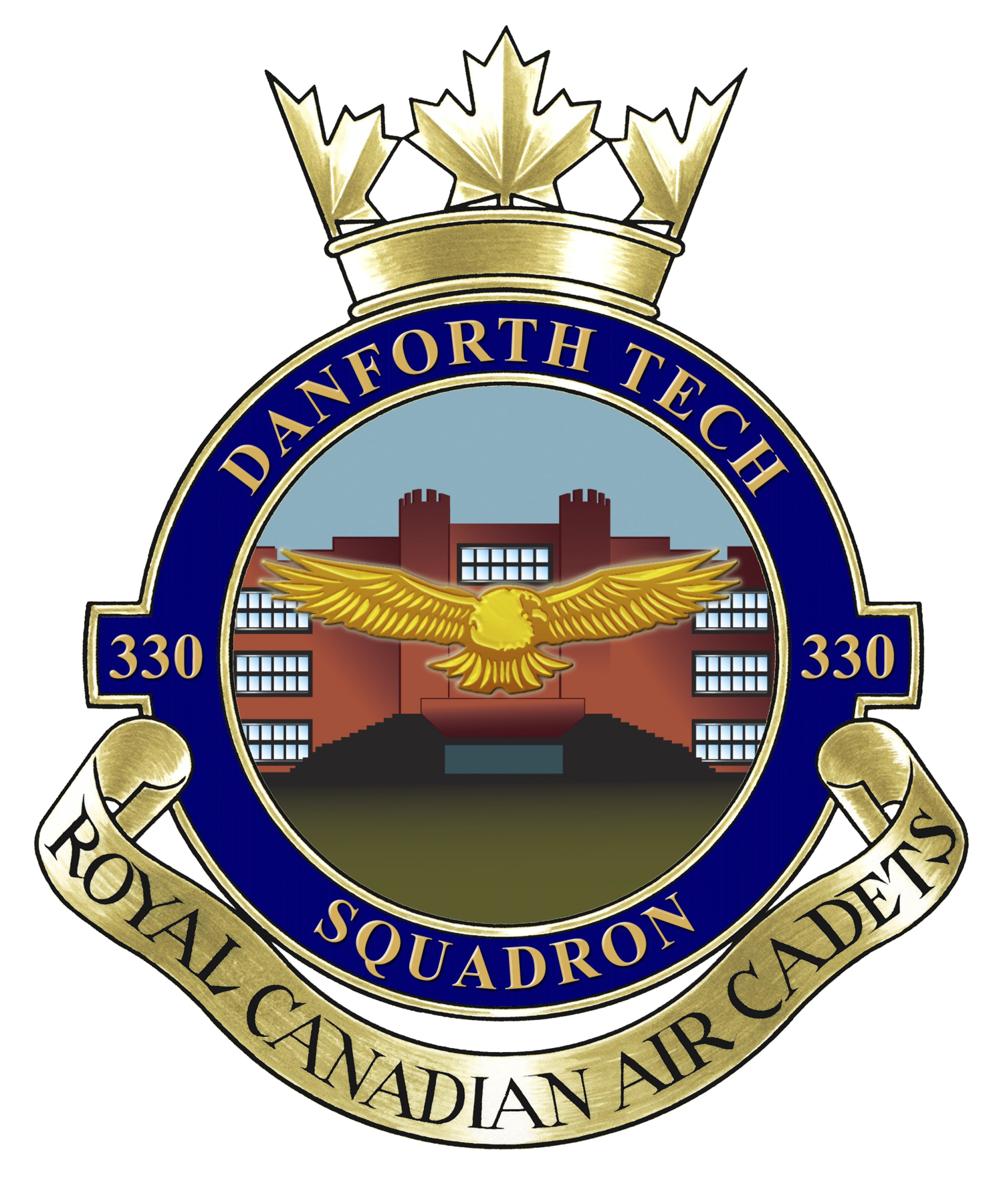 330 Danforth Tech Squadron