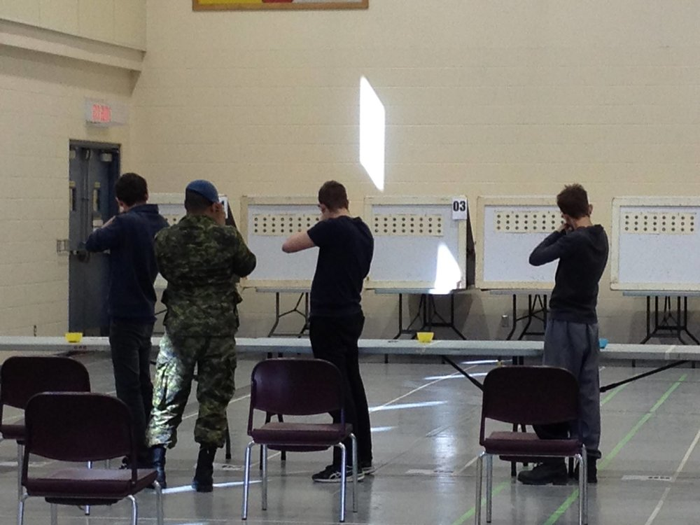 Marksmanship Competition
