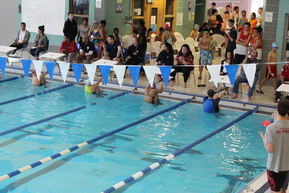 Swim Competition   180 Mosquito Squadron Invitational