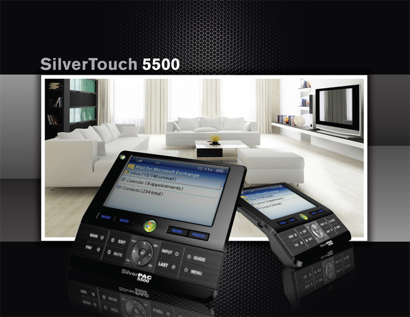 SilverTouch advertisment design