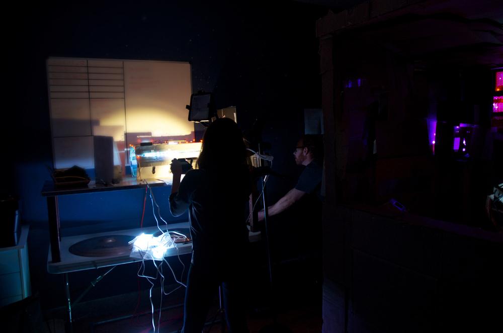 joshfunk the spaceman behind the scenes 3.jpg
