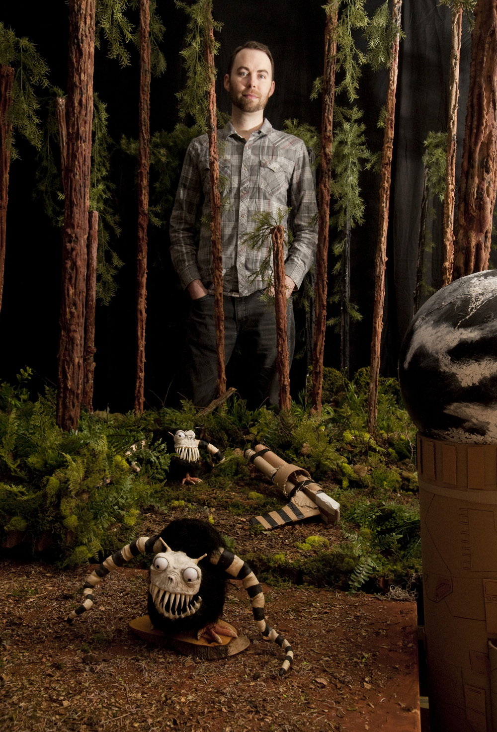 Josh Funk-Artist-Puppets