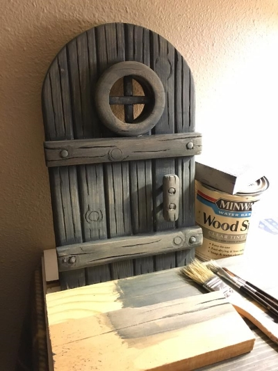 Fairy Tale Door - Devon Blenkush + Josh Funk