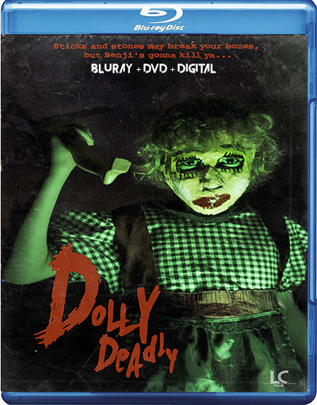 Dolly Deadly BluRay