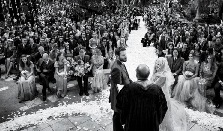 Ken Fulk was the master architect, planner and storyteller for Sean Parker's lavish wedding in the woods of Big Sur. Tolkien-ized costumes for all 364 guests by Lord of the Rings costume designer Ngila Dickson–cost Parker $4.5 million.