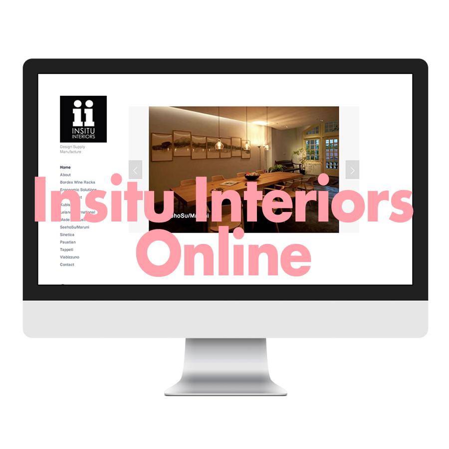 Insitu Interiors Online