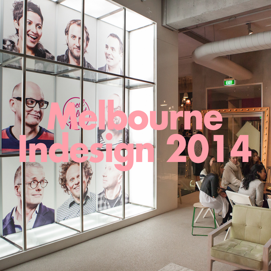 Melbourne Indesign 2014