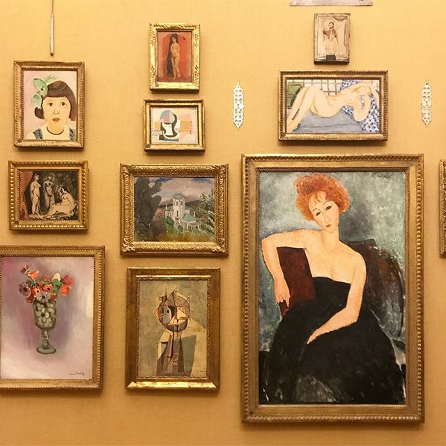 Day trip to The Barnes Foundation in Philly!